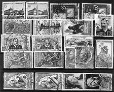 1954 - ANNATA COMPLETA USATI  prima scelta