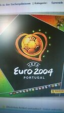 Panini EM 2004 alle Sticker 1-334 + Album!! EURO, Fußball, Sticker