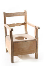 Alter Historic Toilet Seat Wood Toilet Seat Old Vintage High Chair Chair