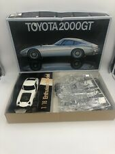 Fujimi Vintage 1/16 Scale Toyota 2000GT Model Kit Rare  # 10117 New Damaged Box