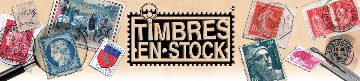 Timbres En Stock