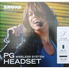 SHURE BLX14E/P31-M17 radiomicrofono wireless professionale ad archetto GARANZIA