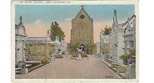 ca.1920 postcard - St. Roch Chapel, New Oreleans, La.