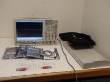 Agilent Dso7104b 1ghz 4 Gsas 4 Ch Scope 8 Mpts Megaz Digital Oscilloscope