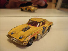 Corgi Toys Chevrolet Corvette Stingray in Yellow