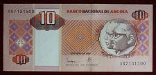 Angola 10 Kwanzas 1999 P.145 Fds Unc #B1132