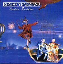 (CD) Rondò Veneziano-Musica... Gattini-album originale (1990)