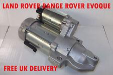NUEVO LAND ROVER RANGE ROVER EVOQUE 2.0 4X4 2011 2012 - 2015 MOTOR DE ARRANQUE