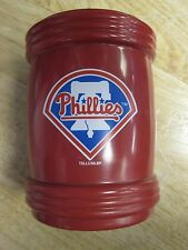 Mlb Philadelphia Phillies Magna Coolie Can / Bottle Holder ~ Magnetic