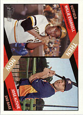 2015 Topps Heritage Then and Now #TAN3 Jose Altuve / Willie Stargell