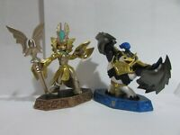 KING PEN + GOLDEN QUEEN * Skylanders * Imaginators * Characters BUY 4 GET 1 FREE