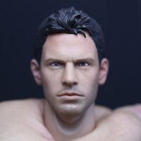 "1/6 Scale Chris Redfield Head Sculpt Resident Evil Fit For 12"" Action Figure"