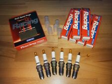 6x Jaguar X-Type 3.0i y2001-2009 = Brisk High Performance LGS Silver Spark Plugs