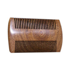 New Handmade Sandalwood Pocket Anti-Static Wood Comb Beard Mustache Hair Comb AU