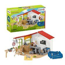Schleich Farm World Tierarzt-Praxis mit Haustieren (42502)