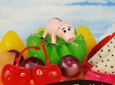 Cake Topper Decoration Toy Model Disney Pixar Toy Story Hamm Piggy Bank A606_C