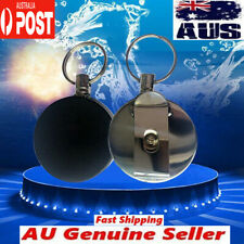 Heavy duty retractable Pull Chain nurse ID Holder reel recoil key ring belt clip