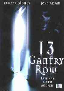 13 Gantry Row - 1998 Australian Horror - Rebecca Gibney John Adam Doris Younane