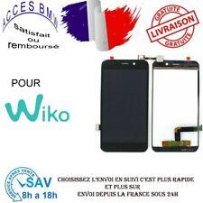 LCD + Ecran tactile assemblés Wiko wim lite Noir