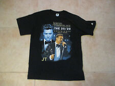 Russell Athletic Justin Timberlake The 20/20 Experience 2013 Tour Medium Shirt