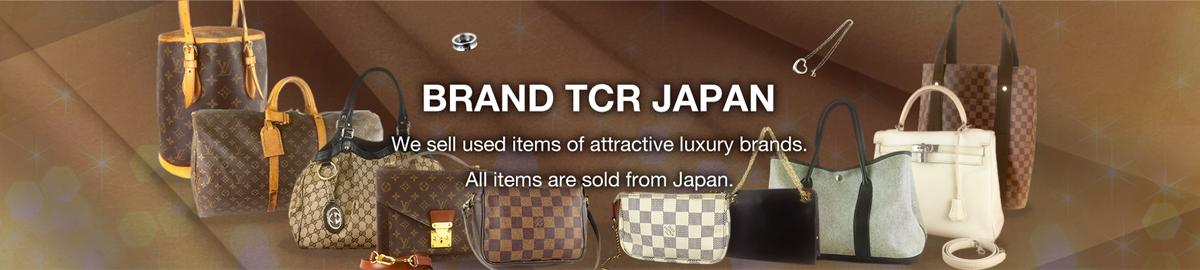 BRAND TCR JAPAN