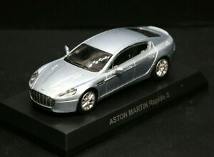 Kyosho 1/64 Aston Martin Collection Aston Martin Rapide S Silver