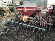 Accord Air seed Drill with Rotavater
