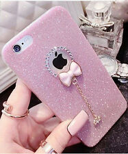 Luxury Bling Glitter Soft Crystal TPU Phone Case Cover For iPhone 5S 6 6S 7 Plus