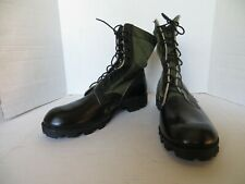 Mint US Army JUNGLE COMBAT BOOTS size 10 1/2R Rosearch 1984