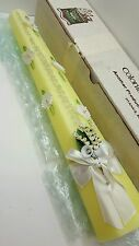 "Wedding Anniversary Candle 20"" Colonial Candle of Cape Cod NIB Table Decor"