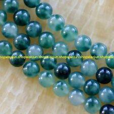 "Natural 6mm colorful Kunzite Gemstones Round LOOSE BEADS 15""##MJ041"