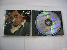 GIANNI BELLA - LA FILA DEGLI OLEANDRI - CD 1991 LIKE NEW CONDITION