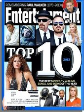 Entertainment Weekly #1289 - 2013, December 13 - Top 10 of 2013: Movies, TV, etc
