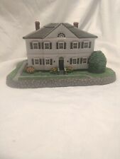 "Norman Rockwell's Hometown Collection ""The Old Corner House"" 1992 Miniature"