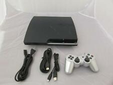 Sony PlayStation 3 PS3 Slim 320GB Video Game Console Bundled