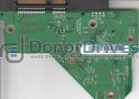 WD5000AAVS-00ZTB0, 2061-701444-J00 AD, WD SATA 3.5 PCB