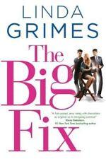 The Big Fix: A Novel (Ciel Halligan)-ExLibrary