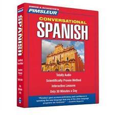 Conversational: Conversational Spanish : Totally Audio - Scientifically...