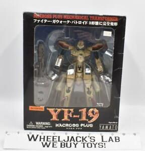 YF-19 Mechanical Transformer 2nd Edition MIB Yamato Macross Plus