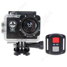 SJ8000 4K Waterproof WIFI Action Camera+Free 2 Battery+44 in1 Accessories+Remote