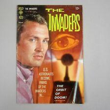 THE INVADERS #2 Gold Key Comics 1967