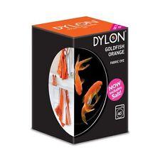 Dylon Pesce Rosso Arancione Macchina Dye 350g nuova formulazione include SALE!