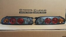 Toyota Supra JZA80 97-98 Genuine Toyota OEM tail light Set
