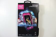 Authentic LifeProof Fre Waterproof Case for iPhone 7 TWILIGHT'S EDGE PINK