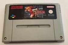 Zelda Parallel Worlds Snes Super Nintendo PAL