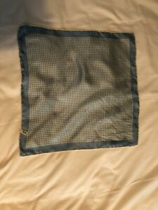 Pocket Square All Silk Made In England