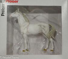 Preiser #47021 Domestic Animal Figures, 1/24 - 1/25 Scale,  Standing Horse