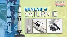 Dragon Plastic Model Kits #56227 1:400 Saturn IB SkyLab 2 space finished model