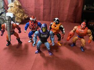 vintage he-man action figures