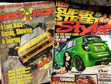 2 Super Street Magazines, Mar. 2008, The Best of Super Street 2000 Lot of 2